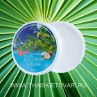 Body cream with coconut oil BANNA, 250 ml.