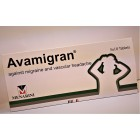 Avamigran headache and migraine tablets, 10 tablets.
