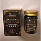 Black Balm Royal Crab Royal Thai Herb, 50 gramos.