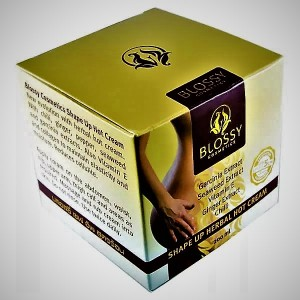 Highly effective anti-cellulite body cream BLOSSY, 200 ml.