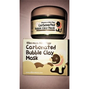 Cleansing mask with clay from the South Korean cosmetic brand Elizavecca, 100 grams.