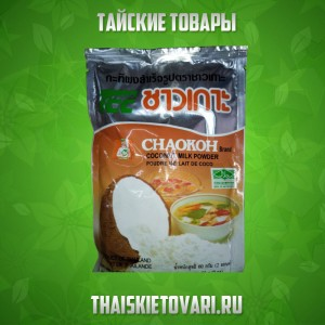 Natural dry coconut milk CHAOKOH, 60 g.