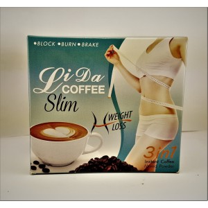 Effective weight loss with coffee drink Lida, 150 grams.