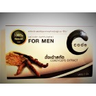 Capsules to strengthen the male potency CORDYCEPS EXTRACT, 2 capsules.