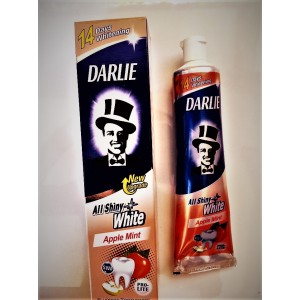 Toothpaste DARLIE Apple and Mint, 140 grams.