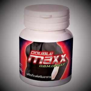 Capsules to enhance male potency Double Maxx, 30 capsules.