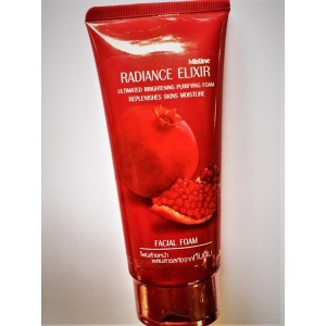 Foam for washing MISTINE Radiance Elixir with a rejuvenating effect, 80 grams.