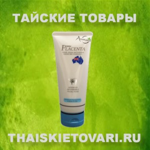 Facial Wash with anti-aging effect MISTINE, 80 grams.