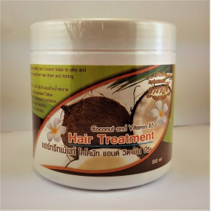 Mask for quality hair care based on coconut oil DARAWADEE, 500 grams.