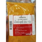 Turmeric powder, 250 grams.