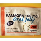 Gel KAMAGRA (Sildenafil) 100 mg to enhance male potency.