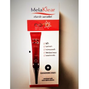 Anti-Melasma MelaKlear (by means of pigmentation) the new formula, 10 mL.