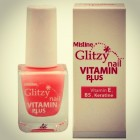 Vitaminized lacquer to eliminate the problem of exfoliating nails Mistine, 9 ml.