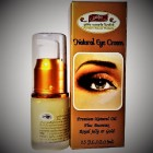 Cream for the skin around the eyes with royal jelly and bioactive gold, 15 ml.