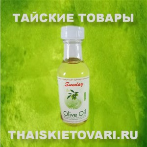 Olive oil for hair care and skin, 50 ml.