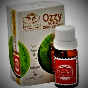 Lotion from acne with antibacterial action Ozzy Madame Heng, 14 ml.