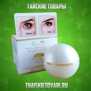 Gel for the skin around the eyes Pannamas, 40 grams.