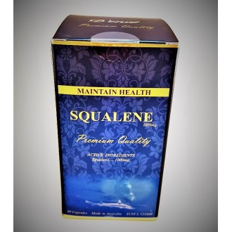 Natural antioxidant and oncoprotectant Squalene from the liver fat of deep-sea sharks.