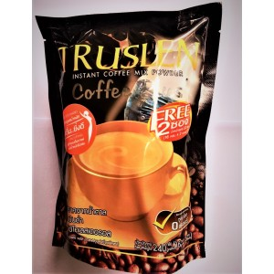 Slimming coffee with amino acids TRUSLEN coffee PLUS, 240 grams.