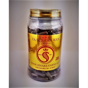 Capsules to stimulate immunity and improve the quality of life Ya Sur Tan Wan, 240 capsules.